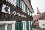In der UKB-Filiale in Bürglen sollen bald keine Angestellten mehr arbeiten. (Bild: Keystone / Urs Flüeler, 1. Februar 2019)