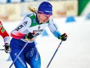 Nadine Fähndrich kämpft in Lahti um den Finaleinzug. (Bild: KEYSTONE/EPA COMPIC/MARKKU OJALA)