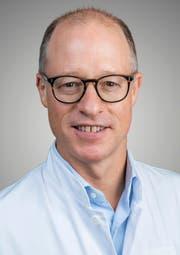 Peter Dubsky, Leiter des Brustzentrums an der Luzerner Hirslanden-Klinik St.Anna.
