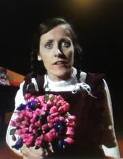 Maria-Grazia Gisler machte «Alpärosä, Edelwyss» im Jahr 1969 zum Kabarett-Klassiker. (Bild: PD)