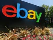 Ebay stellt Konzernstruktur auf Prüfstand. (Bild: KEYSTONE/AP/BEN MARGOT)