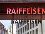 Erzielte weniger Gewinn: Die Raiffeisen-Gruppe (Archivbild). (Bild: KEYSTONE/GAETAN BALLY)