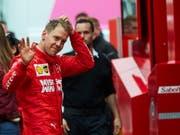 Sebastian Vettel will mit Ferrari 2019 zurück auf den WM-Thron (Bild: KEYSTONE/EPA EFE/ALEJANDRO GARCIA)