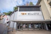 Das Kino Rex am Blumebergplatz wurde im Frühherbst 2018 stillgelegt. Hier findet am 6. April ein Teil der «Saiten»-Geburtstagsparty statt. (Bild: Urs Bucher - 14. August 2018)