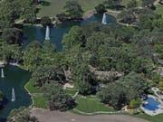 Die Neverland-Ranch des verstorbenen Popsängers Michael Jackson kann für 31 Millionen Dollar gekauft werden. (Bild: Keystone/AP/Chris Carlson)