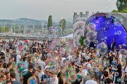 Das Festival lockt jährlich zahlreiche Besucher an. (Bild: Donato Caspari, 26. Mai 2018)