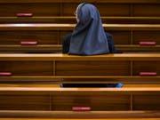 In der katholischen Kirche ist Frauen das Priesteramt verwehrt. (Bild: KEYSTONE/DOMINIC STEINMANN)