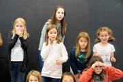 Das Musical «D'Chinderbrugg» findet am nächsten Wochenende statt. (Bild: PD)