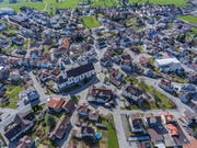 In Kirchberg übernimmt die RWT AG das Kommunikationsnetz. (Bild: Martin Lendi)