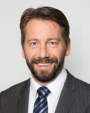 Geschäftsführer Bruno Huber