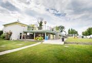 Das Restaurant und Strandbad Buchorn in Arbon. (Bild: sta)