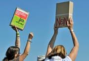 55 Prozent haben sich 2012 an der Urne für die Bodensee-Thurtal-Strasse ausgesprochen. (Bild: Reto Martin)