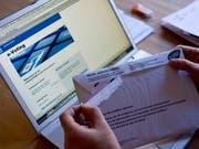 Das neue E-Voting-System der Post weist einen erheblichen Mangel auf. Vom Fehler nicht betroffen sind die aktuell eingesetzten E-Voting-Systeme in den Kantonen. (Bild: KEYSTONE/ALESSANDRO DELLA BELLA)