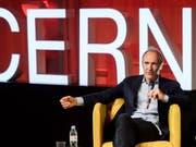 Nach 30 Jahren sei das World Wide Web «nicht das Web, das wir wollten», sagte WWW-Begründer Sir Tim Berners-Lee im Rahmen der Jubiläumsfeier am Cern. (Bild: KEYSTONE/AFP POOL/FABRICE COFFRINI)