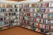 Die Bibliothek ist mit ihrem vielfältigen Angebot eine beliebte Anlaufstelle für Schulen, Familien und Lesebegeisterte. (Bild: Archiv/Kurt Latzer)