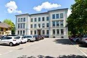 Obergerichtsgebäude Thurgau in Frauenfeld . (Bild: Donato Caspari)