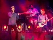 Nicht nur bei Rap- und Hip-Hop-Bands: Gewaltbeladene Songs finden sich laut Forschern auch verbreitet bei Popgruppen wie der US-Band Maroon 5. (Bild: KEYSTONE/AP Invision/AMY HARRIS)