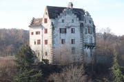 Das Schloss Salenstein ist seit 1979 unbewohnt. (Bild: Barbara Hettich)
