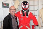 Bruno Eigenmann bestritt 1972 sein erstes Rennen und beendete seine Karriere 40 Jahre später mit einem Sieg am Hemberg. (Bilder: Andrea Häusler)