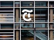 Wegen des weiteren Rückgangs der gedruckten Werbung und Sondereffekten hat Tamedia einen Gewinnrückgang hinnehmen müssen. (Bild: KEYSTONE/ENNIO LEANZA)