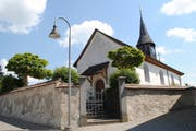 «St. Niklaus» in Weiningen ist mehr Kapelle als Kirche. (Bild: Evi Biedermann)