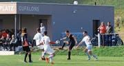 Die Mannschaften des FC Trübbach bereiten sich auf ihrem heimischen Platz in Turnierform auf die Rückrunde vor. Archivbild: Robert Kucera
