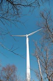 Windkraftanlagen sind und bleiben ein kontroverses Thema, auch in Ausserrhoden. (Bild: Arno Balzarini/Keystone)