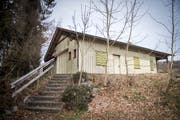 Das Schützenhaus in Müllheim soll abgerissen werden. (Bild: Reto Martin)