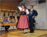 Der gebürtige Isenthaler Osi Zurfluh gewann mit seiner Frau Dorli schon zweimal das «Schächätaler Priisbedälä». (Foto: Franz Imholz)