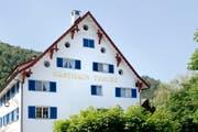Seit über 300 Jahren steht das «Trubahus» in der Gemeinde Wartau im St.Galler Rheintal. (Bild: zVg)