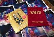 Das Buch «100 Jahre Schweizer National-Circus Knie» ist nur im Direktverkauf beim Circus Knie und in Knies Kinderzoo erhältlich, sowie auf www.knie.ch. Preis 48 Franken (zzgl. Versand).