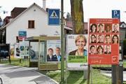 Die Zürcher wählen am 24. März Kantonsparlament und -regierung. (Bild: Walter Bieri/KEY (Schlieren, 11.2.2019))