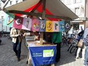 An der Velobörse besteht ebenfalls die Möglichkeit, Fahrräder für die Rumänienhilfe zu spenden. (Bild: PD)