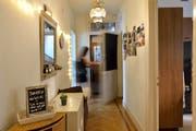 Auch in dieser Luzerner Wohnung wird ein Zimmer auf Airbnb angeboten. (Bild: Nadia Schärli, Luzern, 28. August 2016)