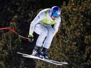 Schnellster im zweiten Training: Dominik Paris bläst auf dem spärlich bekannten Kurs in Andorra zum Angriff auf Beat Feuz (Bild: KEYSTONE/EPA/GUILLAUME HORCAJUELO)