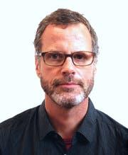 Der Umweltjournalist Marcel Hänggi ist auch Buchautor und Mitinitiant der Gletscher-Initiative. (Bild: PD)