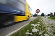 Für die Bodensee-Thurtal-Strasse wird der Nationalrat wohl noch keinen Kredit bewilligen. (Bild: Nana do Carmo)