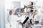 Vifor Pharma hat den Personalbestand leicht ausgebaut. Neue Stellen gab es vor allem in der Produktion und im Vertrieb. (Bild: PD)
