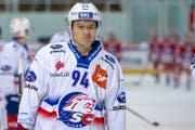 Alexander Braun kommt in der Platzierungsrunde zu seinen ersten Einsätzen in der NLA. (Bild: KEY)