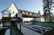 Das Frauenkloster Appenzell. (Bild: PD)