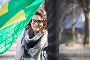 Lateinamerika ist ihre Leidenschaft: Manuela Bossart. (Bild: Jakob Ineichen, Luzern, 12. März 2019)