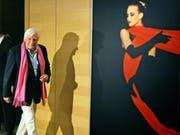 Dem Lebemann, Fotografen und Kunstsammler Gunter Sachs widmet die Kunsthalle im deutschen Schweinfurt eine umfassende Ausstellung. Sachs starb 2011 in Gstaad. (Bild: KEYSTONE/EPA/WALTRAUD GRUBITZSCH)