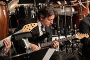 Der Musiklehrer Roger Scheiber wird am Lehrerkonzert der Musikschule Uri sein Können zum Besten geben. (Bild: PD)