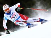 Urs Kryenbühl glänzt in Italien mit seinem zweiten Europacup-Triumph (Bild: KEYSTONE/AP/ALESSANDRO TROVATI)