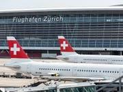 Flughafen Zürich verstärkt die Präsenz in Brasilien. (Bild: KEYSTONE/GAETAN BALLY)