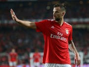 Wenn er gesund ist, gehört Haris Seferovic zu Benfica Lissabons besten Trümpfen (Bild: KEYSTONE/AP/ARMANDO FRANCA)
