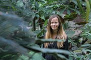 Tabea Steiner (37) erzählt im Roman «Balg» sensibel von einer schwierigen Kindheit. (Bild: Markus Forte)