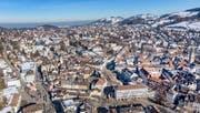 Die Stadt St.Gallen ist finanziell derzeit gut aufgestellt. In welche Richtung es in der Finanzpolitik künftig gehen soll, ist aber ein ständiges Diskussionsthema zwischen Stadtrat und Parlament sowie zwischen den Fraktionen im Parlament selber. (Bild: Urs Bucher - 13. Februar 2019)