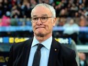Claudio Ranieri ist noch nicht der Heilsbringer (Bild: KEYSTONE/EPA ANSA/ELISABETTA BARACCHI)