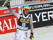Felix Neureuther wird bald nicht mehr im Ziel abschwingen (Bild: KEYSTONE/AP/MARCO TROVATI)